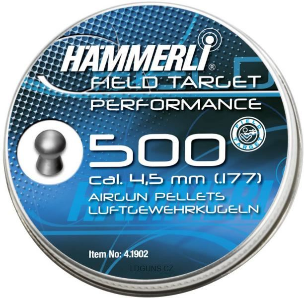 Hammerli FT 500ks cal.4,5mm