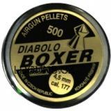 Diabolo Boxer - 4,5 mm - 500 ks