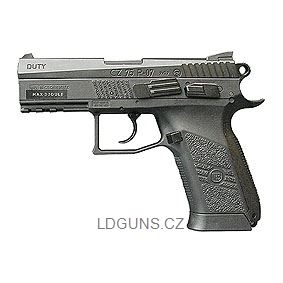 CZ 75 P-07 DUTY CO2 ráže 4,5mm BlowBack