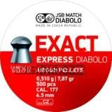 JSB Exact Express 500ks cal. 4,52mm