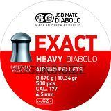 JSB Exact Heavy 500ks cal. 4,52mm