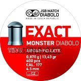 JSB Exact Monster 400ks cal. 4,52mm