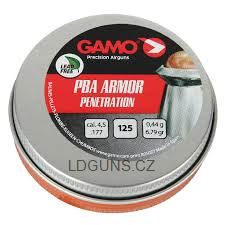 Gamo PBA Armor 125ks cal.4,5mm