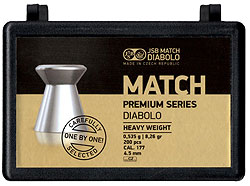JSB Premium Match Middle 200ks cal.4,50mm