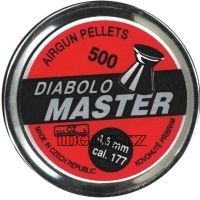 Diabolo Master - 4,5 mm - 500 ks