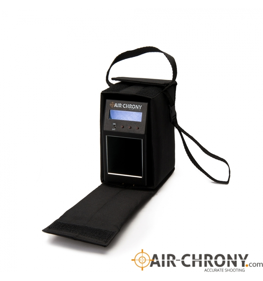 Pouzdro Air Chrony MK3 black