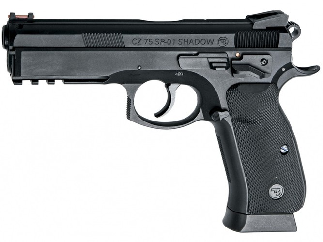 ASG CZ 75 SP-01 SHADOW