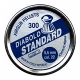 Diabolo Standard 300ks-5,5mm